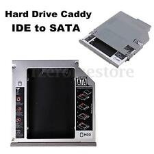 2nd HDD Hard Drive Caddy Bay for DELL D600 D610 D620 D630 D800 D810 D820 D830 -