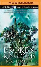 Inheritance Trilogy: The Broken Kingdoms 2 by N. K. Jemisin (2015, MP3 CD,...