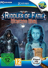Riddles of Fate * Memento Mori * scrutare-GIOCO PC DVD-ROM