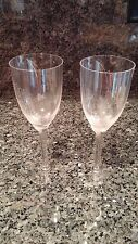 Lalique Angel Champagne Flutes - 2 in Perfect Condition! Gorgeous.