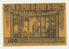 AK /  Hildesheim 12.12.12.  .......( 1912 )