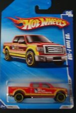 2009 FORD F-150 TRUCK - HOT WHEELS GAS COMPANY - HWCITY - HW2010 1:64 TRUCK !!!