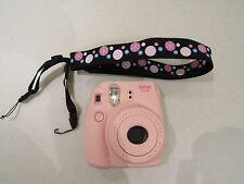 Fujifilm Instax Mini 8 Instant Film Camera Pink TA8