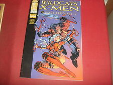 WILDCATS VS. X-MEN : GOLDEN AGE  #1   Image Marvel Comics NM-