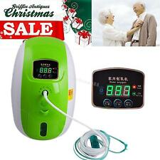 Home Ship Portable Full Intelligent Home Oxygen Concentrator Generator machine