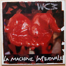 WC3 LA MACHINE INFERNALE LP VINYLE NEUF