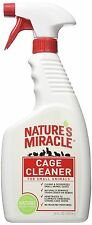 Nature's Miracle Cage Cleaner for Small Animals net weight 24 oz