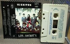 LOS ARCHIES DEL CONTROL cassette tape 15 Exitos greatest hits Chihuahua tejano