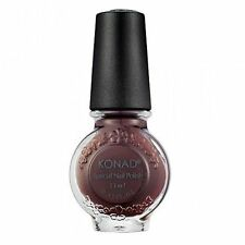 Konad Stamping Nail Art S32 Chocolate 11ml Special Polish DIY Made in Korea
