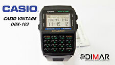 VINTAGE  CASIO DBX-103 QW.642 JAPAN  TELEMENO/CALCULATOR WR.