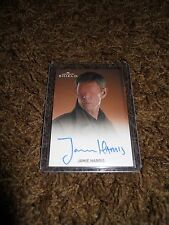 AGENTS OF SHIELD SEASON 2 JAMIE HARRIS AUTOGRAPH TRADING CARD