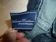 "NWOT Victoria Beckham Rock& Republic ""Madrid""  Crown Women Jeans Size 27"