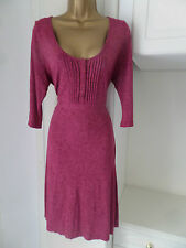 """GORGEOUS UNLINED  CASUAL DRESS BY FAT FACE IN VG CON SIZE 12 BUST 36-38"""""""