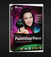 Electronics Technology Computers Software Corel PaintShop Pro X4 Photo Editing