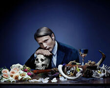 Hannibal Mads Mikkelsen Table 10x8 Photo