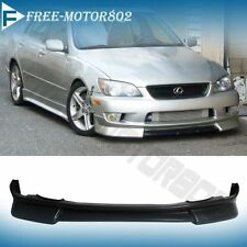 For 01-05 Lexus IS300 Front Bumper Lip Spoiler Bodykit WD Style Urethane PU