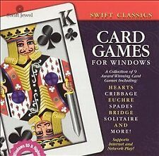 Card Games for Windows (PC, 1998)