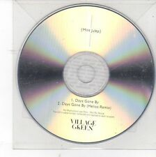 (DV96) Mint Julep, Days Gone By - 2010 DJ CD
