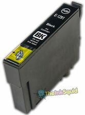 Black Ink Cartridge for Epson Stylus (non-oem) Replaces Epson T1291 'Apple'