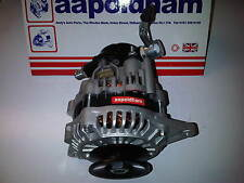 MITSUBISHI PAJERO IMPORT 1990-93 2.5 4D56 DIESEL NEW ALTERNATOR + VAC PUMP