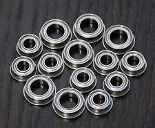 (14pcs) KYOSHO 1:10 ASSAULT 2WD BUGGY Metal Sealed Ball Bearing Set