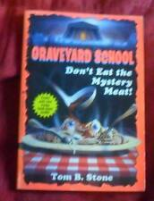 Graveyard School #1 - Don't Eat the Mystery Meat! ch sc 1213