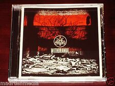 Woe: Withdrawal CD 2013 Withdrawl Candlelight USA Records CDL540CD NEW