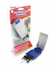 HEARING AID CLEANER - PREVENTS COSTLY REPAIRS - UK SELLER,