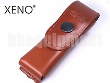 XENO H3GL HGS Geniune Leather E11 CUBE S3A Flashlight Holster Pouch