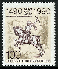 Germany-Berlin 9N584, MNH. European Postal Service, 500th anniv. 1990