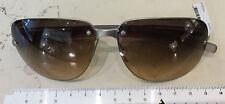Prada SPR 90A occhiale sole nuovo lenti marrone sfumato glasant made italy