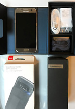 Samsung Galaxy S7 32GB SM-G930T T-Mobile / GSM Unlocked Smartphone - Gold