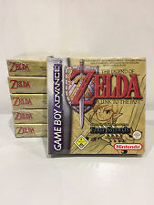 Legend of Zelda: A Link to the Past Sealed GBA Nintendo Gameboy Advance NEW