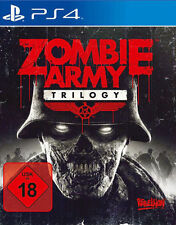 Playstation 4 jeu: sniper ELITE zombie army trilogy ps-4 NEUF & OVP