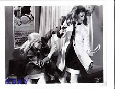 Sharon Farrell fights Gayle Hunnicutt VINTAGE Photo Marlowe catfight