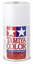 Tamiya PS1 Sprühfarbe 86001 Lexanlack PS 1 weiß Polycarbonat PS-1 Lexanfarbe