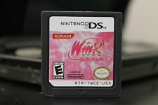 Winx Club: Mission Enchantix  (Nintendo DS, 2008) *Tested