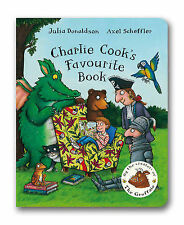 Charlie Cook's Favourite Book (BB), Good Condition Book, Donaldson, Julia, ISBN