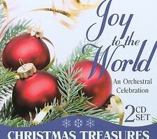 Joy to the World: An Orchestral Celebration by Various Artists 2 CD Set