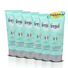 6x Fenjal Luxury Classic Skin Creme Cream Natural Oil Body Wash 200ml