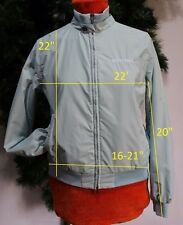 NORTH SAILS  size SLIM FIT L (S-M) jacket men Sailor Winter With Fleece Internal