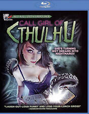 Call Girl of Cthulhu (Blu-ray Disc, 2015, 2-Disc Set)