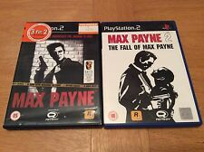 Max Payne 1 y 2 en el ps2/Playstation 2-Clásico!!!