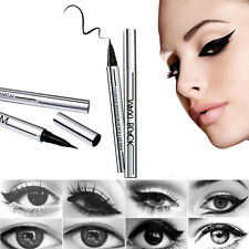 Beauty Black Waterproof Eyeliner Liquid Eye Liner Pen Pencil Makeup Cosmetic New