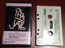 All That Jazz Motion Picture Original Soundtrack Cassette