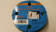 50ft Vinyl Coated Clothesline Wire
