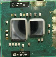 Prozessor Intel Core i5 520M  SLBU3 3M Cache, 2.40 GHz Laptop CPU Socket 989