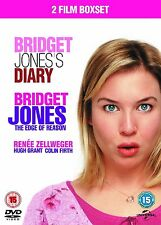 Bridget Jones Diary Double Pack Renee Zellweger, Colin Firth Brand New DVD