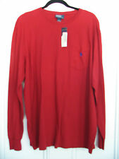 Ralph Lauren Polo Long Sleeve Pocket T-Shirt NWT Large