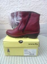 Fly London Pema Boots Size 5